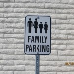 1398722300_Family Parking Sign